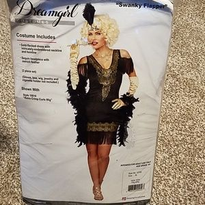 Swanky Flapper costume